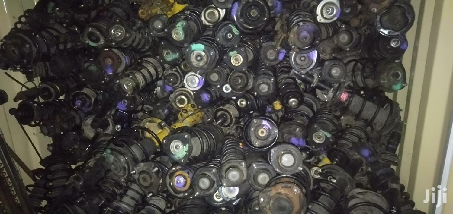 Heavy Duty Shocks And Springs Hot Place   Vehicle Parts & Accessories for sale in Nairobi Central, Nairobi, Kenya
