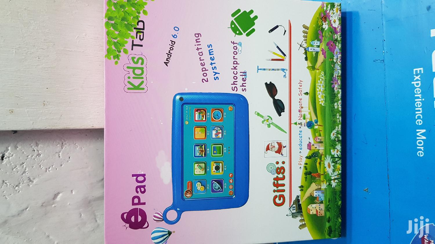 Kids Tablet K88 7inch 8GB+1GB Android 6.0 No Sim Card Free Gift | Toys for sale in Nairobi Central, Nairobi, Kenya
