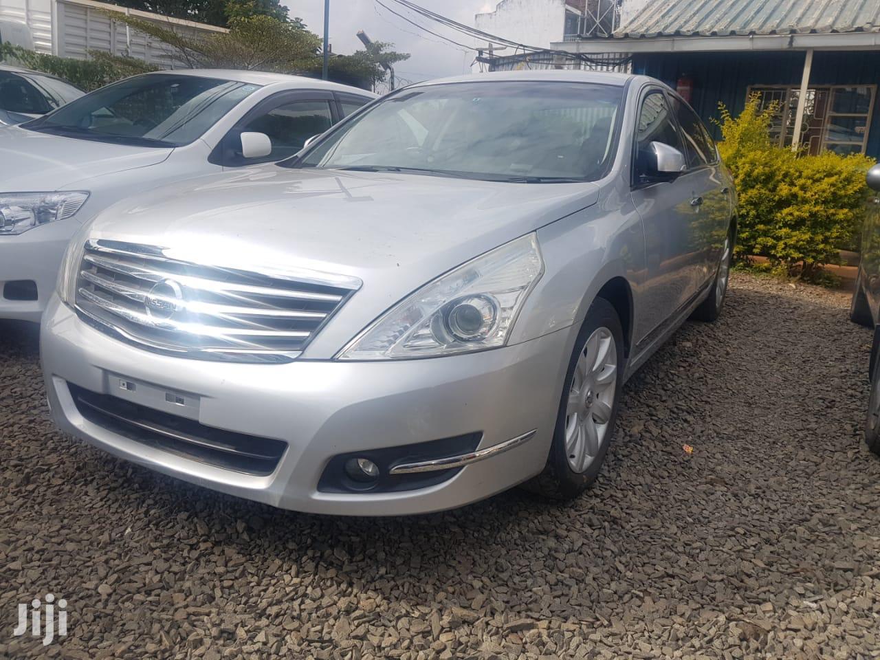 Archive: Nissan Teana 2011 Silver