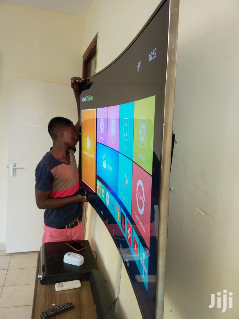 Archive: TV Mounting Services