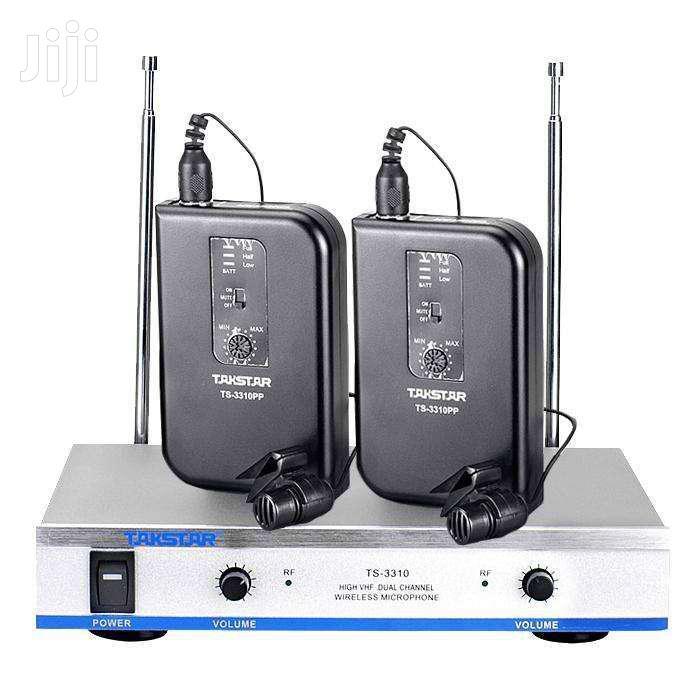 TS-3310 VHF Wireless MIC System