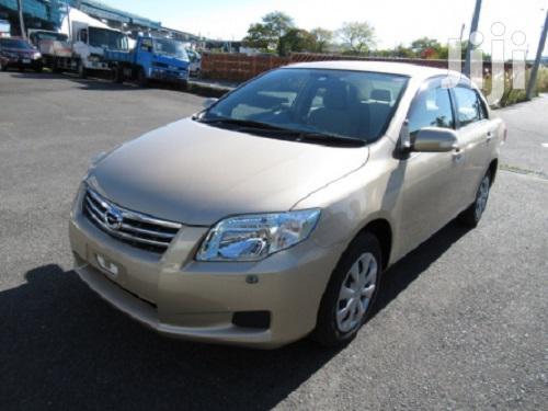 New Toyota Corolla 2012 Gold