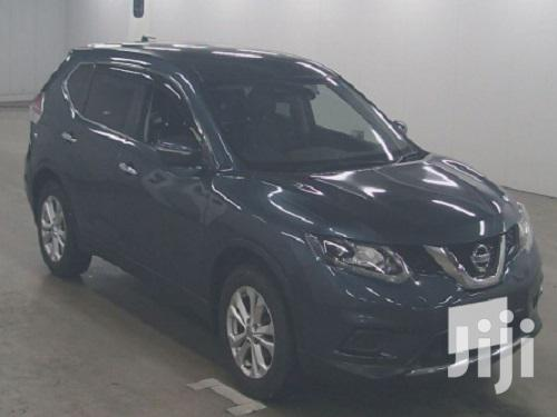 New Nissan X-Trail 2014 Blue
