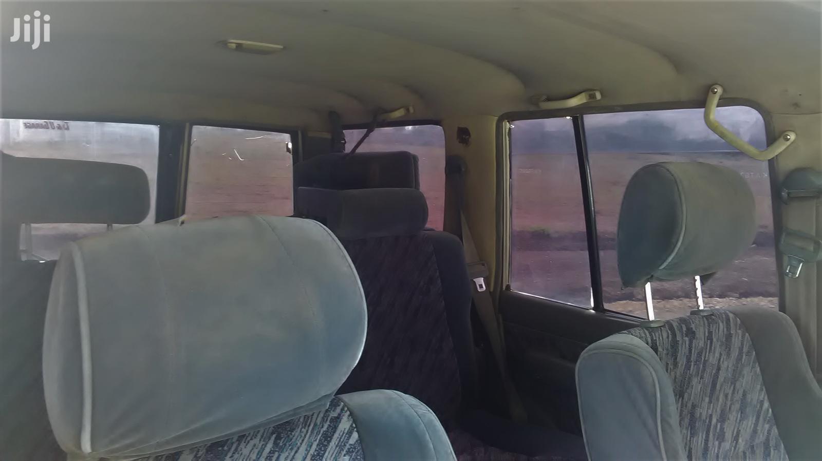 Archive: Toyota Land Cruiser Prado 1998 Beige
