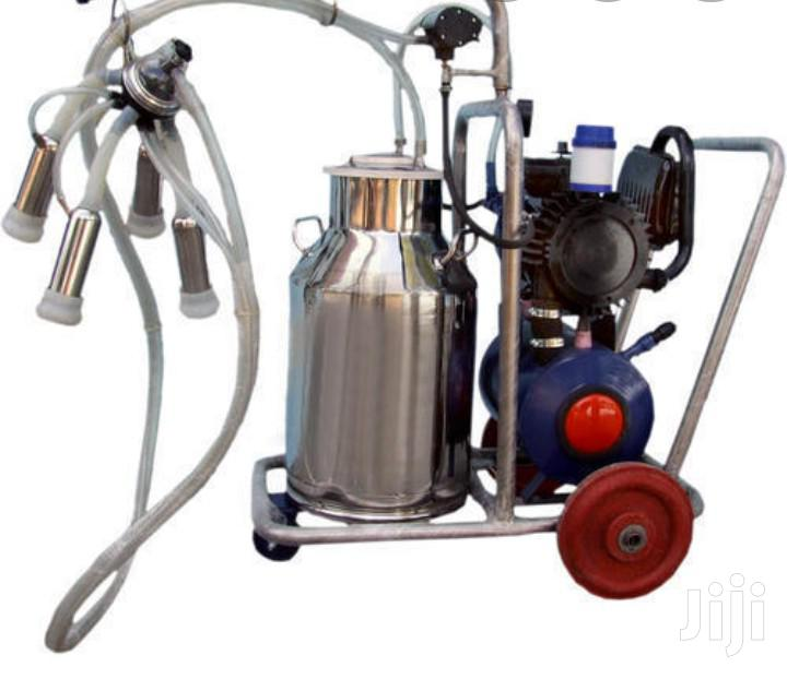 Archive: New Arrival, High Quality Milking Machine