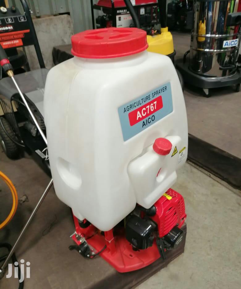 New 2 Stroke AICO Engine Sprayer.