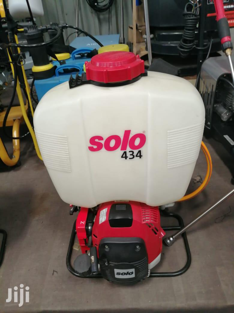 Brand New 434 SOLO Engine Sprayer. | Farm Machinery & Equipment for sale in Embakasi, Nairobi, Kenya