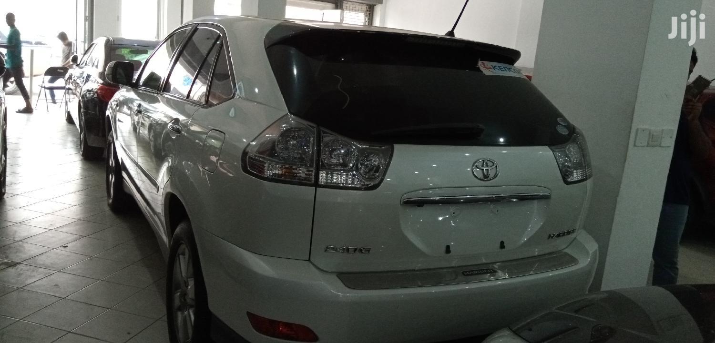 Toyota Harrier 2012 White | Cars for sale in Mvita, Mombasa, Kenya