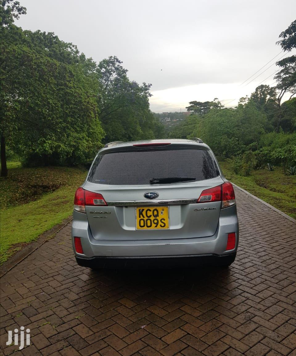 Subaru Outback 2014 Silver In Nairobi Central