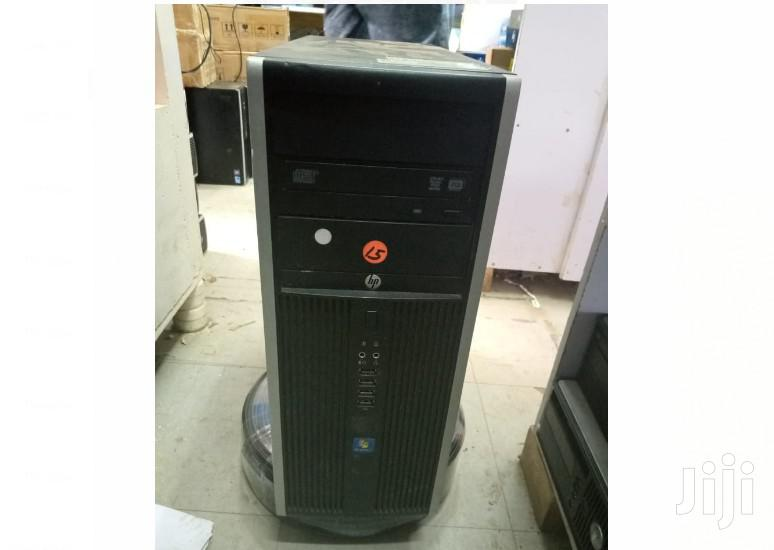 Desktop Computer HP 4GB 500GB   Laptops & Computers for sale in Nairobi Central, Nairobi, Kenya
