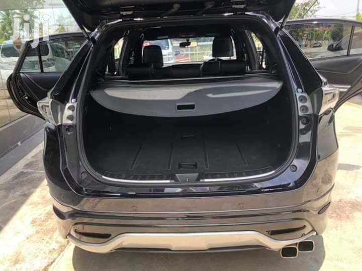 Toyota Harrier 2015 Black | Cars for sale in Ziwa la Ng'ombe , Mombasa, Kenya