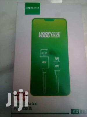 New Original OPPO VOOC Fast Charger Micro USB Data Cable | Accessories for Mobile Phones & Tablets for sale in Nairobi, Nairobi Central