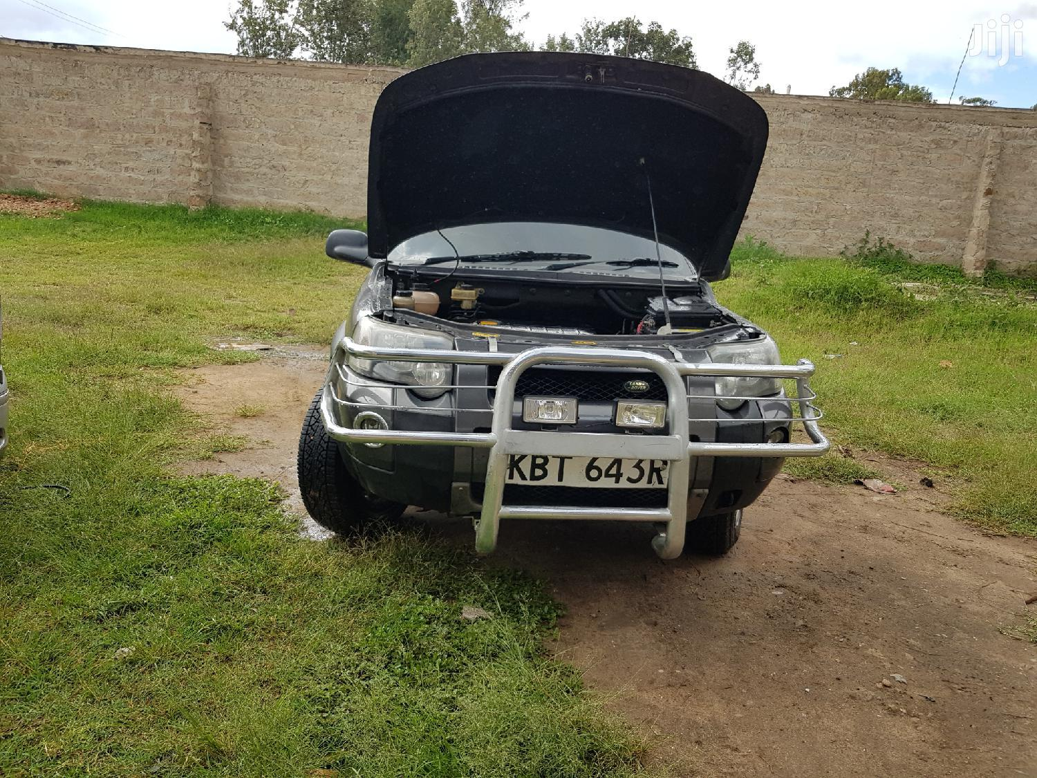 Archive: Land Rover Freelander 2009 2.2 TD4 S Automatic Gray