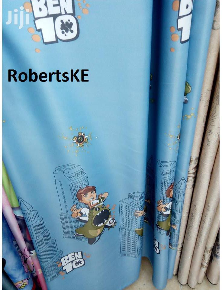 Cartoon Curtains   Home Accessories for sale in Nairobi Central, Nairobi, Kenya