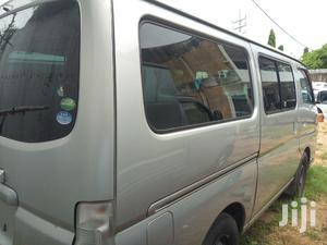Nissan Caravan 2012 Silver   Buses & Microbuses for sale in Mombasa, Mvita