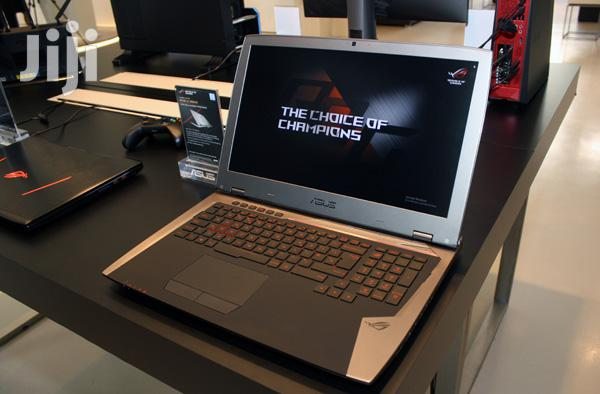 Laptop Asus ROG G701VI 16GB Intel Core i7 SSHD (Hybrid) 1T | Laptops & Computers for sale in Nairobi Central, Nairobi, Kenya