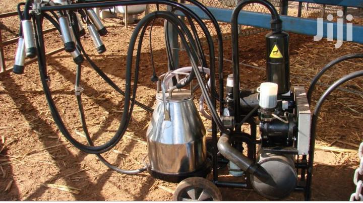 Archive: Milking Machine