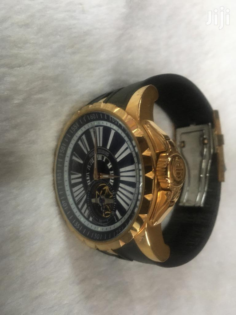 Mechanical Quality Roger Dubuis Gents Watch