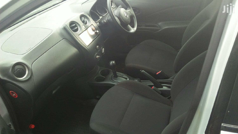 Nissan Note 2012 1.4 Silver | Cars for sale in Nairobi Central, Nairobi, Kenya