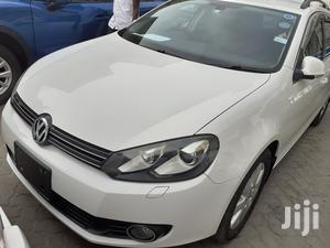 New Volkswagen Golf 2013 White   Cars for sale in Mombasa, Mvita