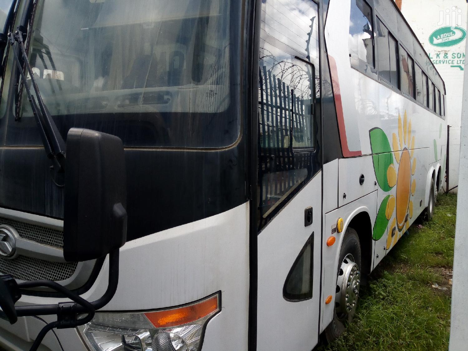 Mercedes-benz Sprinter White | Buses & Microbuses for sale in Mvita, Mombasa, Kenya