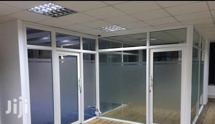 Office And Stalls Partitioning,Aluminum Windows And Doors