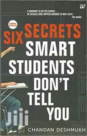 Six Secrets Smart Students Don't Tell You  Chandan Deshmuk PDF. | Books & Games for sale in Nairobi, Nairobi Central