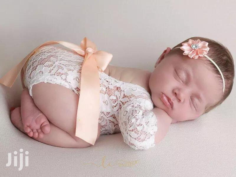 Archive: Baby Photo Shot Lace