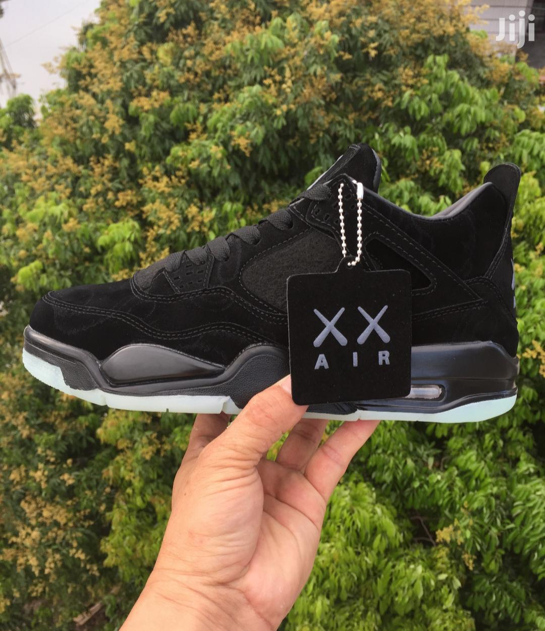 Men Air Jordan 4 Sneakers