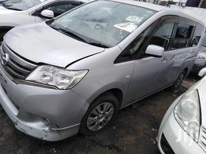 New Nissan Serena 2012 Silver | Cars for sale in Mombasa, Mvita