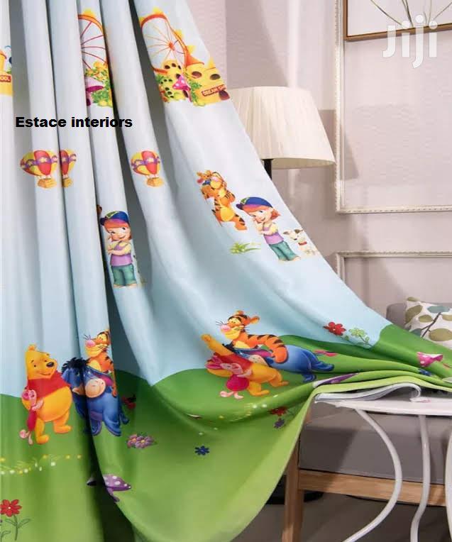 Cartoon Curtains | Home Accessories for sale in Nairobi Central, Nairobi, Kenya