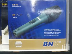 Bnk Professional Wired Microphone Best For Vocals .