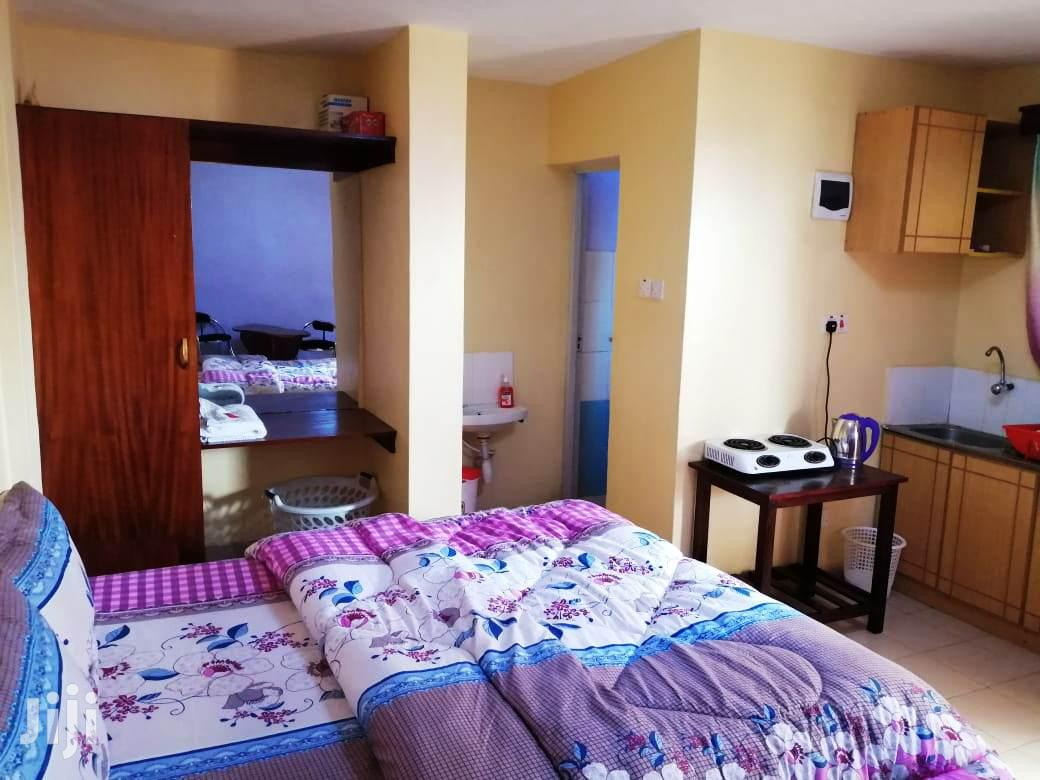 Furnished Bedsitter To Let In Milimani,Nakuru.