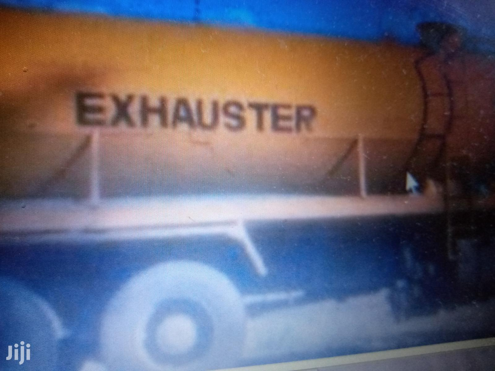 Sewage Removal And Exhauster Services