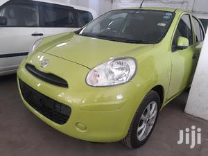 New Nissan March 2012 Green | Cars for sale in Mombasa, Mvita