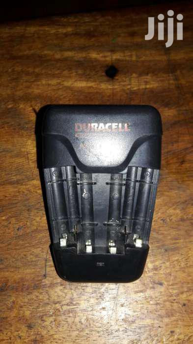 Archive: DURACELL BATTERY CHARGER