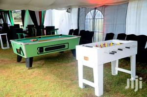 We Hire Out Table Tennis,Foosball Pool Tables And Many More