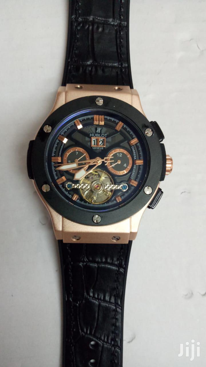 Mechanical Hublot Watch
