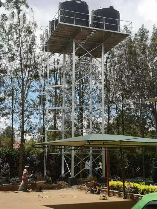 Metal Tank Tower Elevated Tower Steel Tank | Other Repair & Construction Items for sale in Karen, Nairobi, Kenya