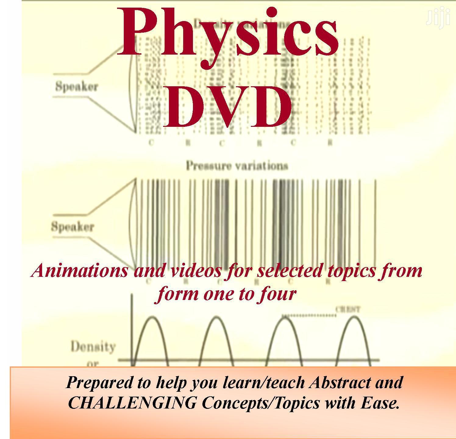 Physics Dvd