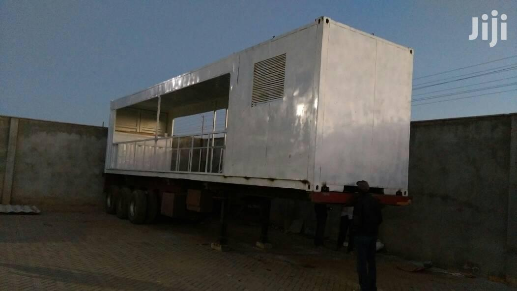 Archive: Container. 40ft High Cube