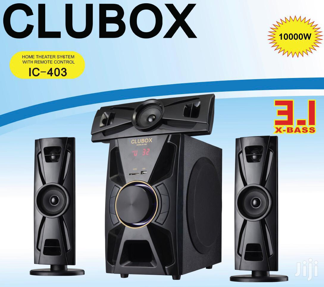 Clubox 3.1 Bluetooth Subwoofer | Audio & Music Equipment for sale in Nairobi Central, Nairobi, Kenya