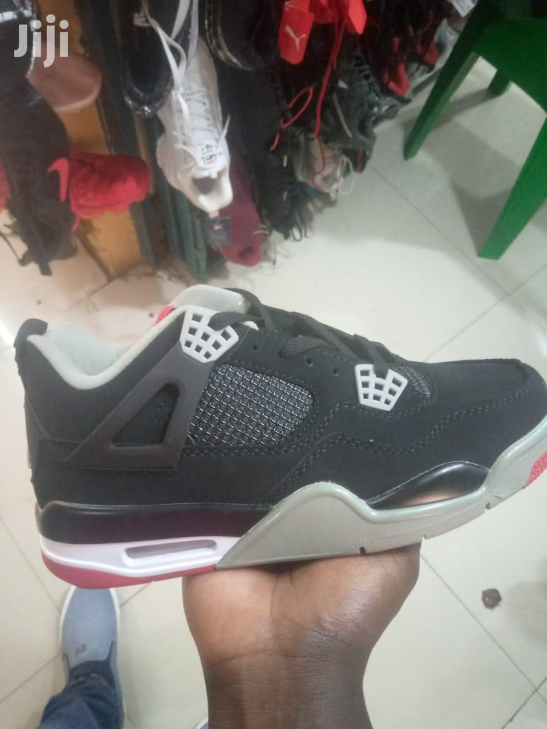 Men Jordan 4 Sneakers