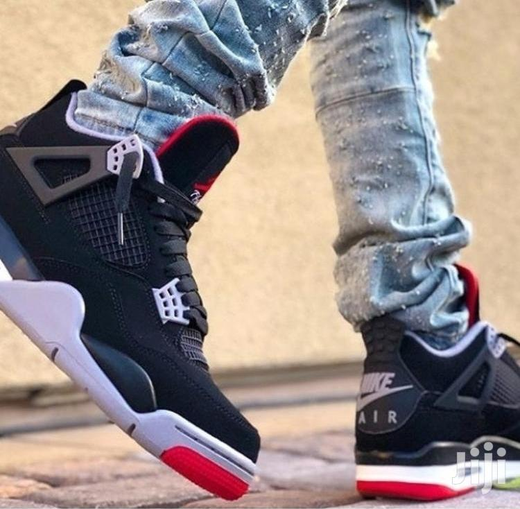 Men Jordan 4 Sneakers | Shoes for sale in Nairobi Central, Nairobi, Kenya