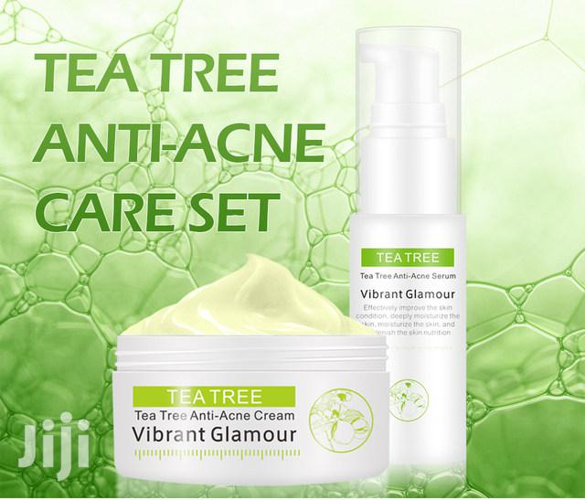Tea Tree Anti-Acne Care Set