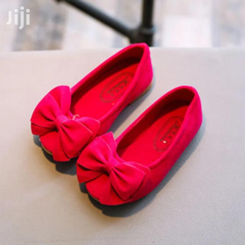Archive: Pink Baby Girl Shoes