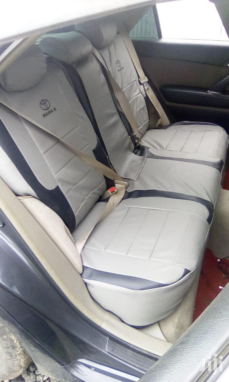 Bamburi Car Seat Covers