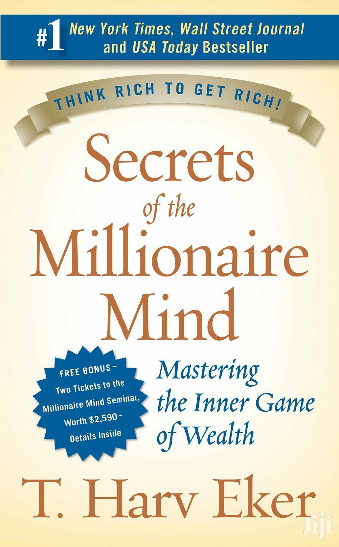 Ebooks~Secrets Of The Millionaire Mind~Investment~Success~Wealth