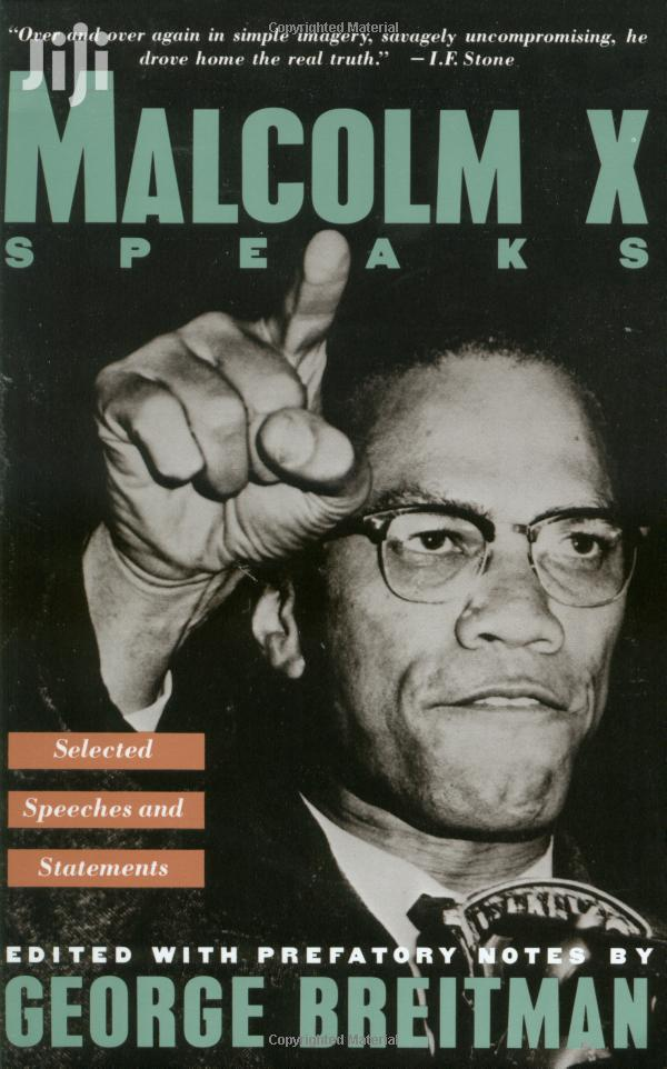 Ebooks~Malcolm X Speaks~Activist~Rebellion~History~Islam~Assassination