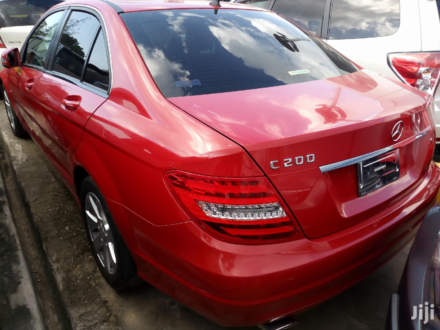 Mercedes-Benz C200 2013 Red | Cars for sale in Mvita, Mombasa, Kenya